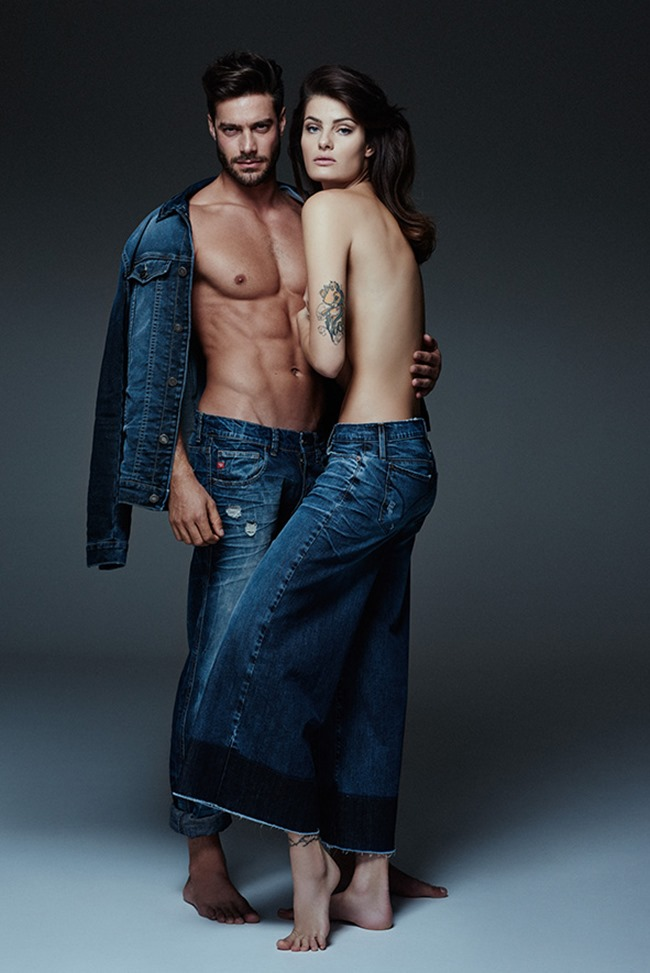 CAMPAIGN Gonzalo Teixeira & Isabeli Fontana for Damyller Spring 2016 by Nicole Heiniger. Daniel Ueda, www.imageamplified.com, Image Amplified (1)