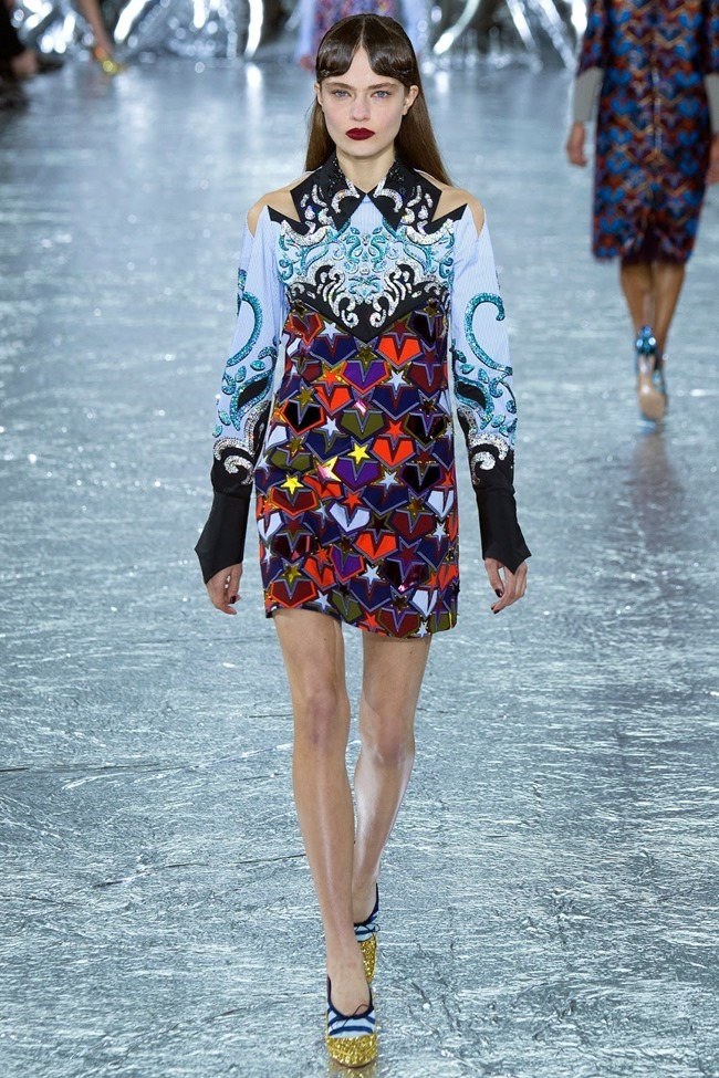 LONDON FASHION WEEK Mary Katrantzou Fall 2016. www.imageamplified.com, Image Amplified (22)
