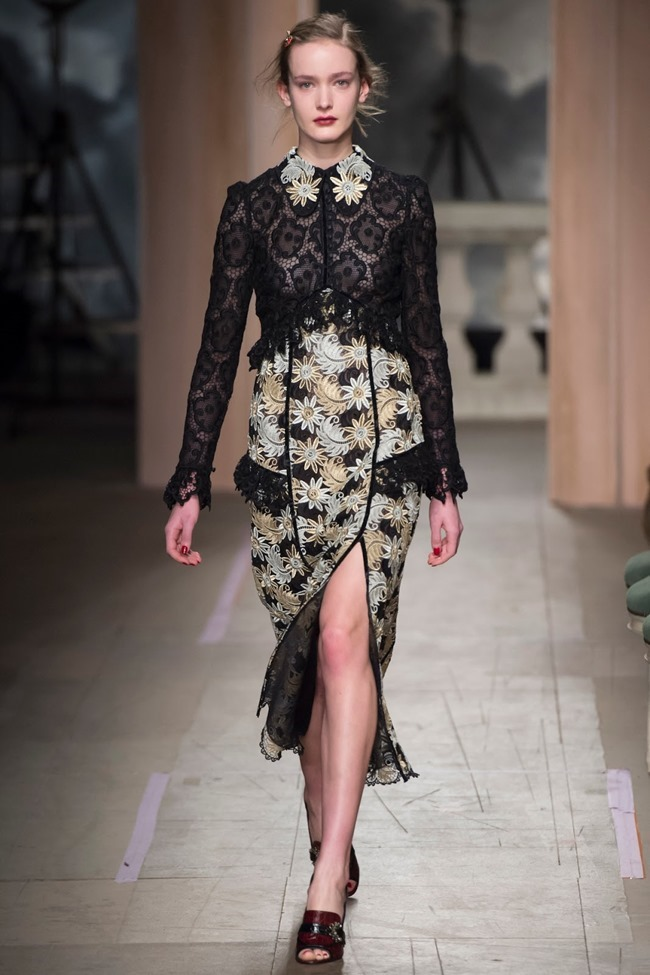 LONDON FASHION WEEK Erdem Fall 2016. www.imageamplified.com, Image Amplified (7)