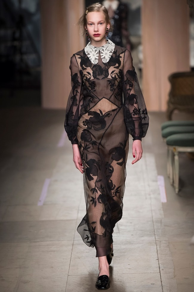 LONDON FASHION WEEK Erdem Fall 2016. www.imageamplified.com, Image Amplified (29)