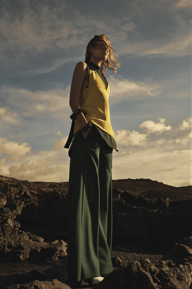 L'EXPRESS STYLES Toni Garrn by Emma Tempest. Mika Mizutani, February 2016, www.imageamplified.com, Image Amplified (6)