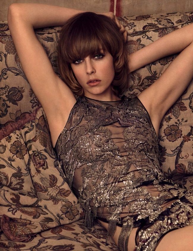 VOGUE GERMANY Edie Campbell by Iango & Luigi. George Cortina, April 2016, www.imageamplified.com, Image Amplified (1)