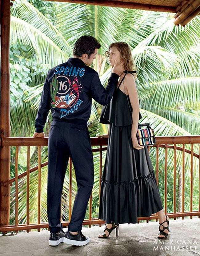 CATALOGUE Sean O'Pry & Lindsey Wixson for Americana Manhasset Spring 2016. www.imageamplified.com, Image Amplified (17)