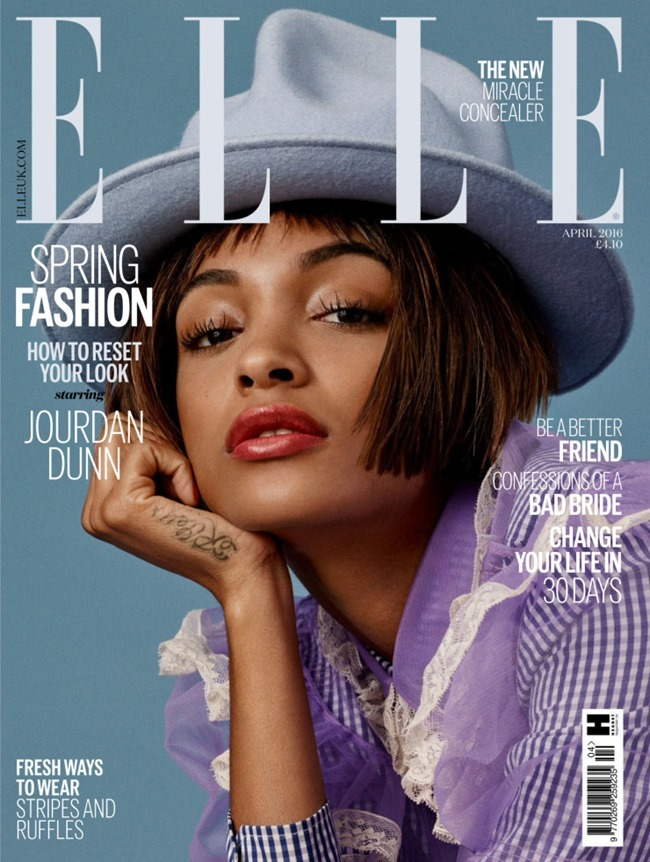 ELLE UK Jourdan Dunn by Bjarne Jonasson. Anne-Marie Curtis, April 2016, www.imageamplified.com, image Amplified (2)