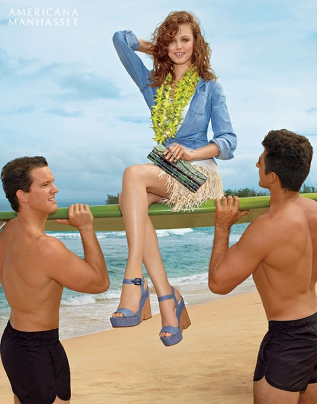 CATALOGUE Sean O'Pry & Lindsey Wixson for Americana Manhasset Spring 2016. www.imageamplified.com, Image Amplified (30)