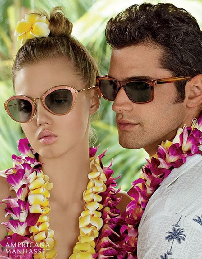 CATALOGUE Sean O'Pry & Lindsey Wixson for Americana Manhasset Spring 2016. www.imageamplified.com, Image Amplified (46)