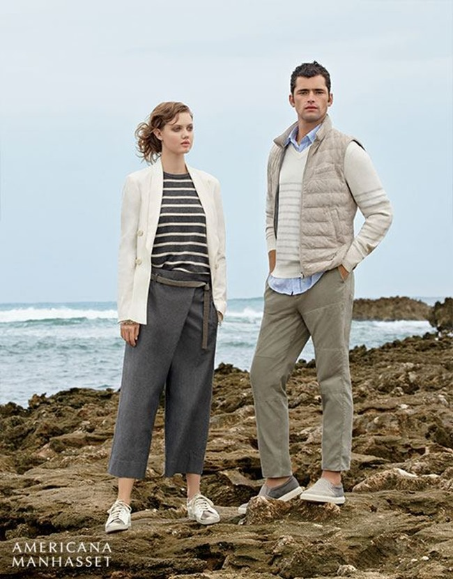 CATALOGUE Sean O'Pry & Lindsey Wixson for Americana Manhasset Spring 2016. www.imageamplified.com, Image Amplified (49)