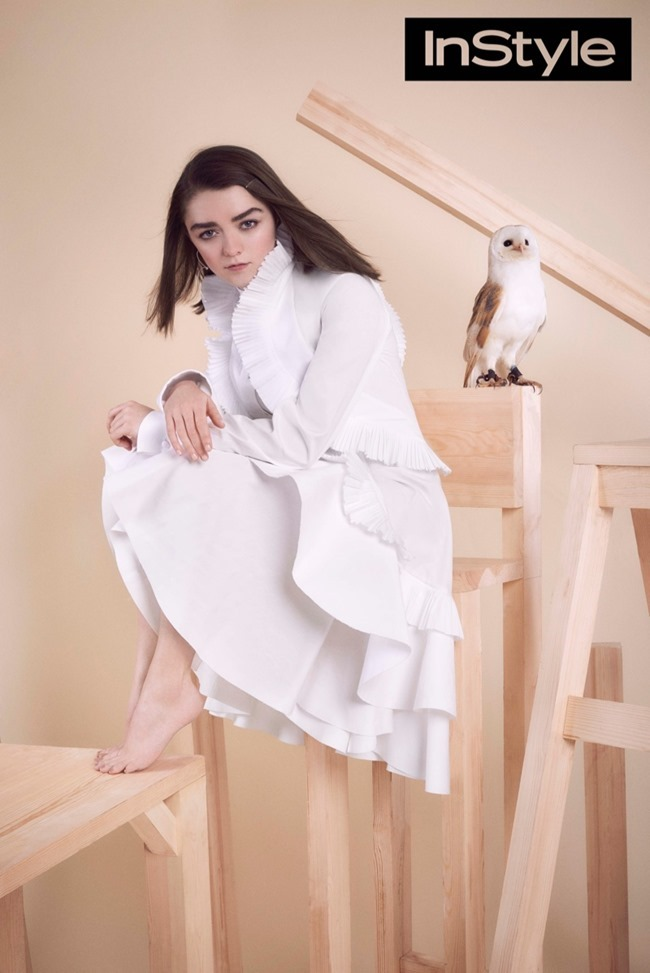 INSTYLE UK Maisie Williams by Jasper Abels. April 2016, www.imageamplified.com, Image Amplified (3)