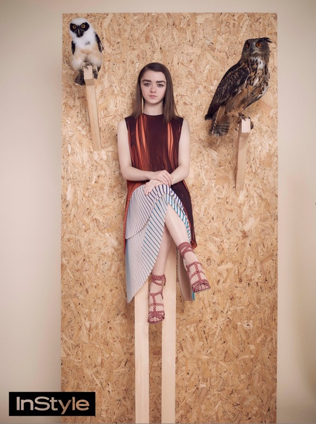 INSTYLE UK Maisie Williams by Jasper Abels. April 2016, www.imageamplified.com, Image Amplified (6)