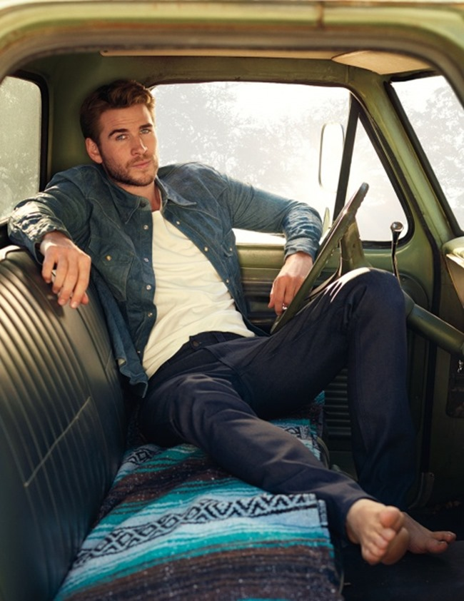 LEGEND MAGAZINE Liam Hemsworth by Eric Michael Roy. Paris Libby, Spring 2016, www.imageamplified.com, image Amplified (5)