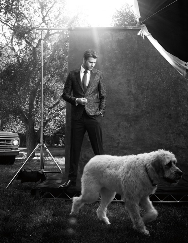 LEGEND MAGAZINE Liam Hemsworth by Eric Michael Roy. Paris Libby, Spring 2016, www.imageamplified.com, image Amplified (7)