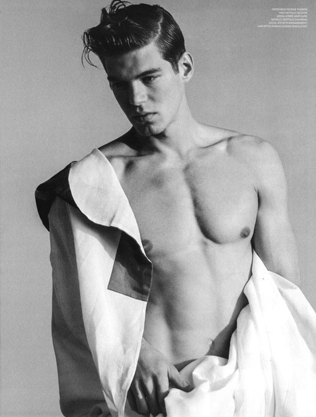 V MAN MAGAZINE Bertold Zahoran by Bruce Weber. Spring 2016, www.imageamplified.com, Image Amplified (12)