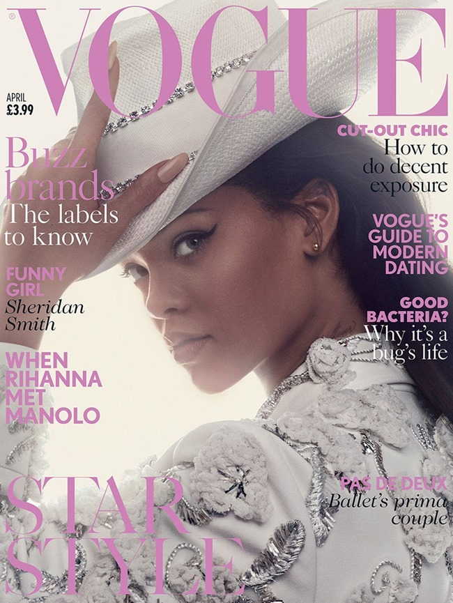 PREVIEW Rihanna for Vogue UK, April 2016 by Craig McDean. www.imageamplified.com, Image Amplified (2)
