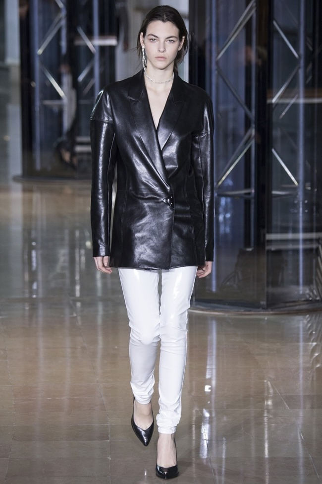 PARIS FASHIONW WEEK Anthony Vaccarello Fall 2016. www.imageamplified.com, Image Amplified (6)