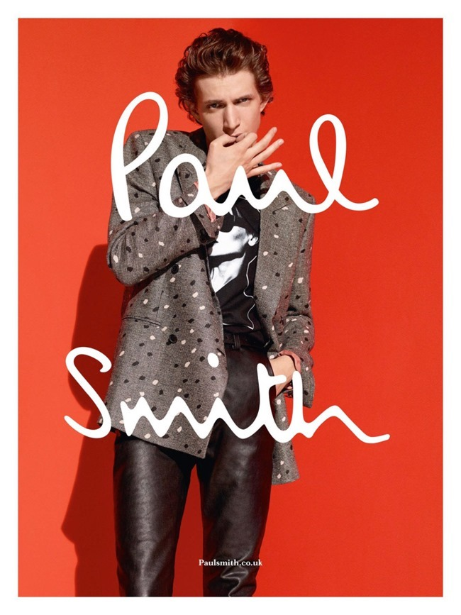 CAMPAIGN Xavier Buestel for Paul Smith Spring 2016 by Viviane Sassen. www.imageamplified.com, Image Amplified (1)