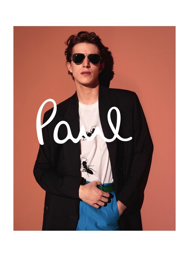 CAMPAIGN Xavier Buestel for Paul Smith Spring 2016 by Viviane Sassen. www.imageamplified.com, Image Amplified (2)