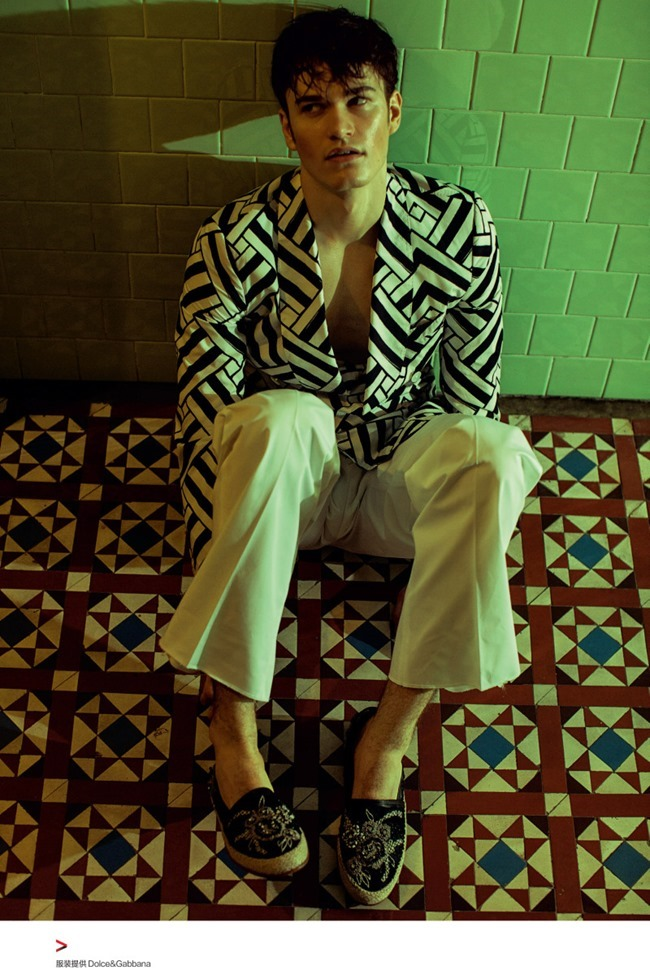 HARPER'S BAZAAR MEN'S STYLE CHINA Charles Markham by Xiao Li. Evane Shi, February 2016, www.imageamplified.com, Image Amplified (2)