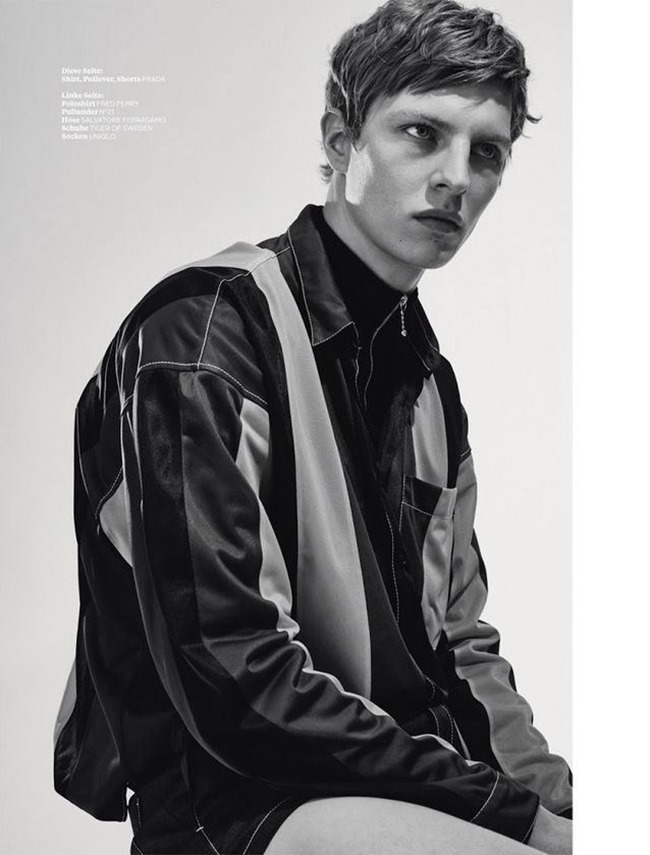 L'OFFICIEL HOMMES GERMANY Tim Schuhmacher by Jana Gerberding. Isabelle Thiry, Spring 2016, www.imageamplified.com, Image Amplified (9)