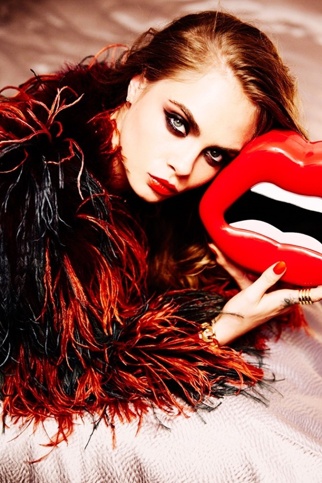 T STYLE Cara Delevigne by Ellen von Unwerth. February 2016, www.imageamplified.com, Image Amplified (8)