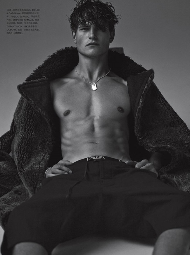 NUMERO HOMME CHINA John Todd by Hong Jang Hyun. Christian Stroble, Fall 2014, www.imageamplified.com, Image Amplified (1)