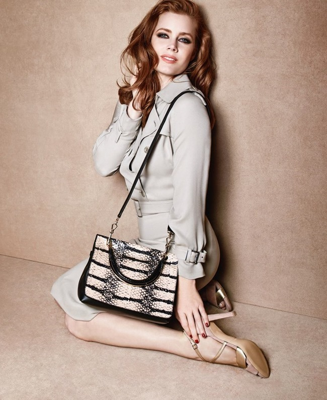 CAMPAIGN Amy Adams for Max Mara Accessories Spring 2015 by Mario Sorrenti. www.imageamplified.com, Image Amplified (1)