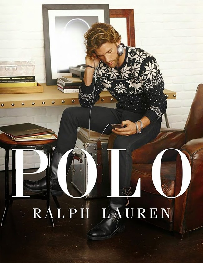 CAMPAIGN Justin Hopwood for Polo Ralph Lauren Holiday 2014 by Arnaldo Anaya Lucca. www.imageamplified.com, Image Amplified (2)