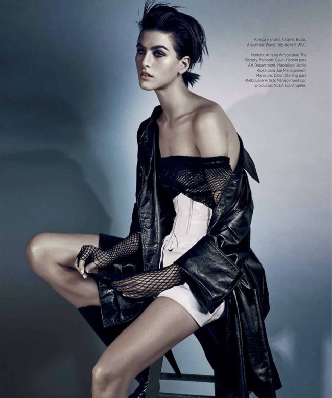 HARPER'S BAZAAR MEXICO Athena Wilson in Dark Entries by Mark Abrahams. Mary Fellowes, November 2014, www.imageamplified.com, Image Amplified (10)