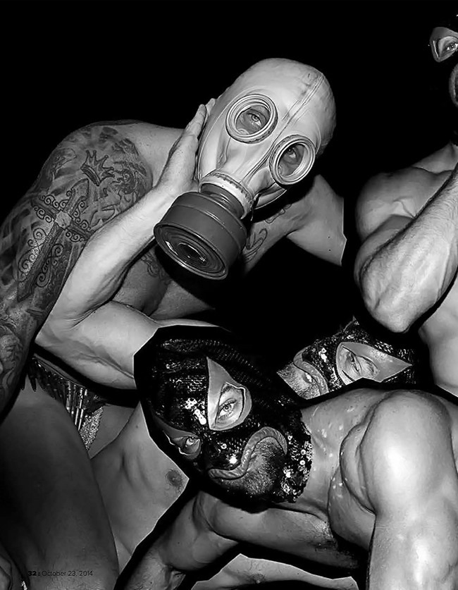 FENUXE MAGAZINE Masked & Masculine by Marco Ovando. Fall 2014, www.imageamplified.com, Image Amplified (4)