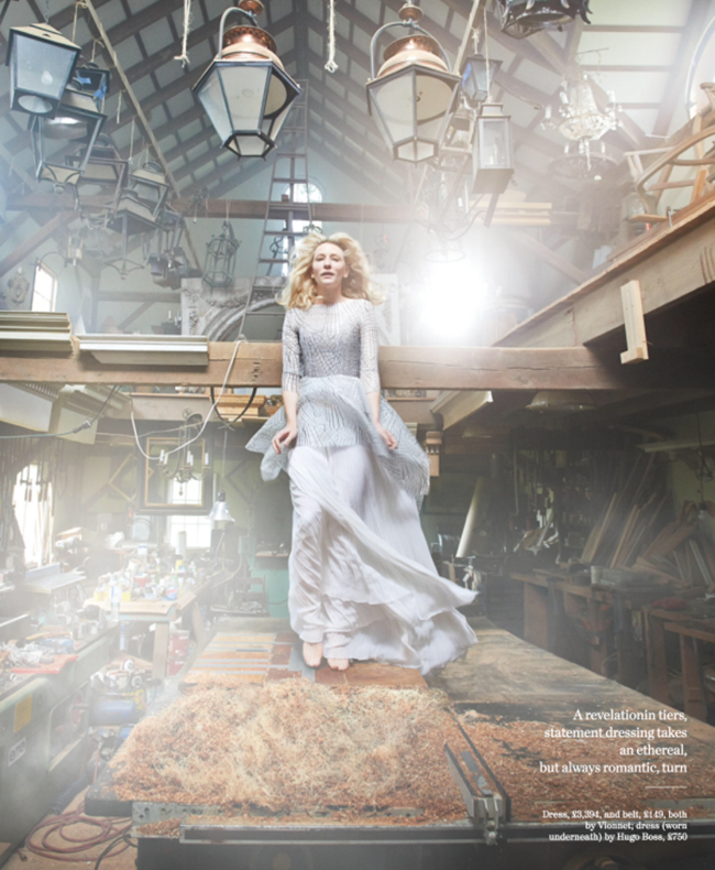 PORTER MAGAZINE Cate Blanchett by Ryan McGinley. Katie Shillingford, Winter 2014, www.imageamplified.com, Image Amplified (2)
