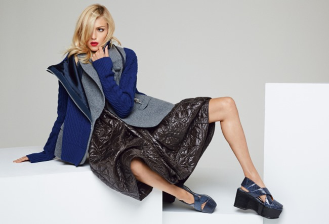 VOGUE CHINA COLLECTIONS Anja Rubik by Patrick Demarchelier. Daniela Paudice, December 2014, www.imageamplified.com, Image Amplified (4)