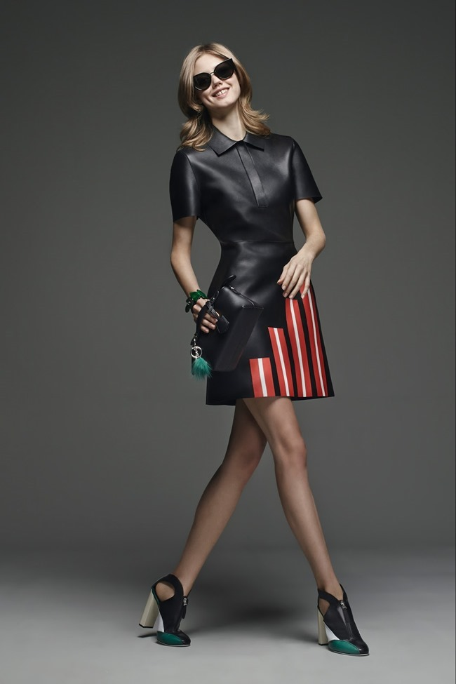 COLLECTION Lindsey Wixson for Fendi Pre-Fall 2015. www.imageamplified.com, Image Amplified (4)