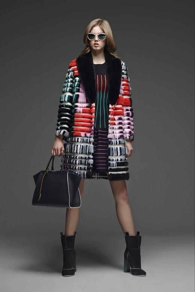COLLECTION Lindsey Wixson for Fendi Pre-Fall 2015. www.imageamplified.com, Image Amplified (10)