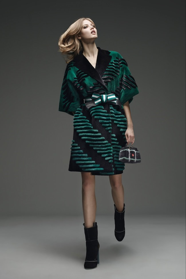 COLLECTION Lindsey Wixson for Fendi Pre-Fall 2015. www.imageamplified.com, Image Amplified (23)