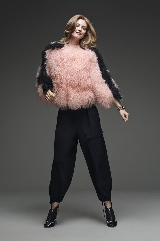 COLLECTION Lindsey Wixson for Fendi Pre-Fall 2015. www.imageamplified.com, Image Amplified (32)