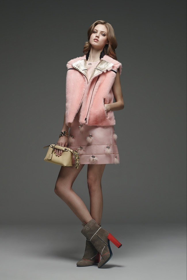 COLLECTION Lindsey Wixson for Fendi Pre-Fall 2015. www.imageamplified.com, Image Amplified (38)