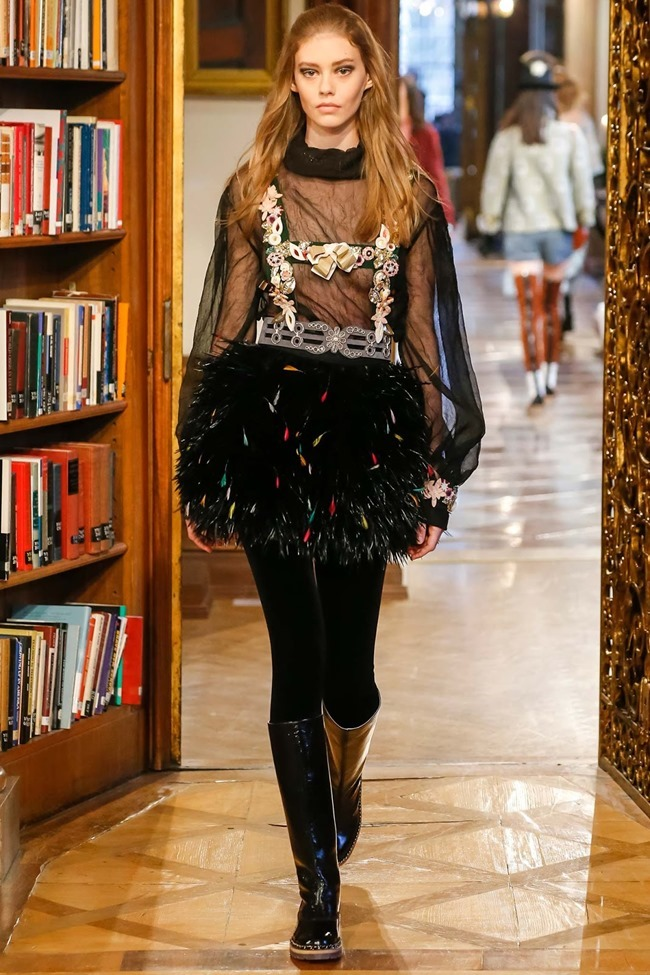 COLLECTION Chanel Pre-Fall 2015. www.imageamplified.com, Image Amplified (45)