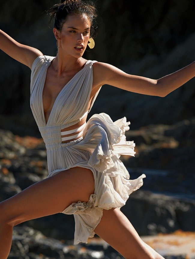 GLAMOUR MAGAZINE Alessandra Ambrosio by Gilles Bensimon. Jillian Davison, January 2015, www.imageamplified.com, Image Amplified (5)
