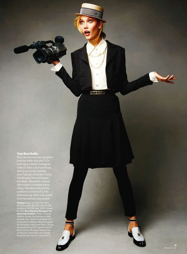 GLAMOUR MAGAZINE Karlie Kloss by Patrick Demarchelier. Jillian Davison, January 2015, www.imageamplified.com, Image Amplified (8)