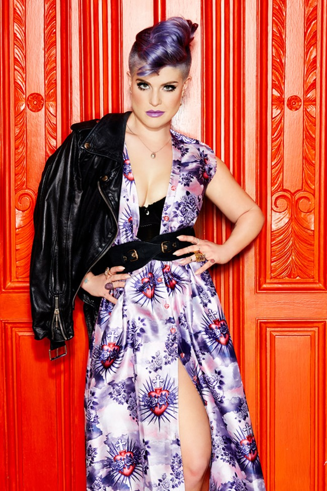 GLAMOUR MEXICO Kelly Osbourne by Frankie Batista. Caley Lawson Rinker, Fall 2014, www.imageamplified.com, Image Amplified (5)