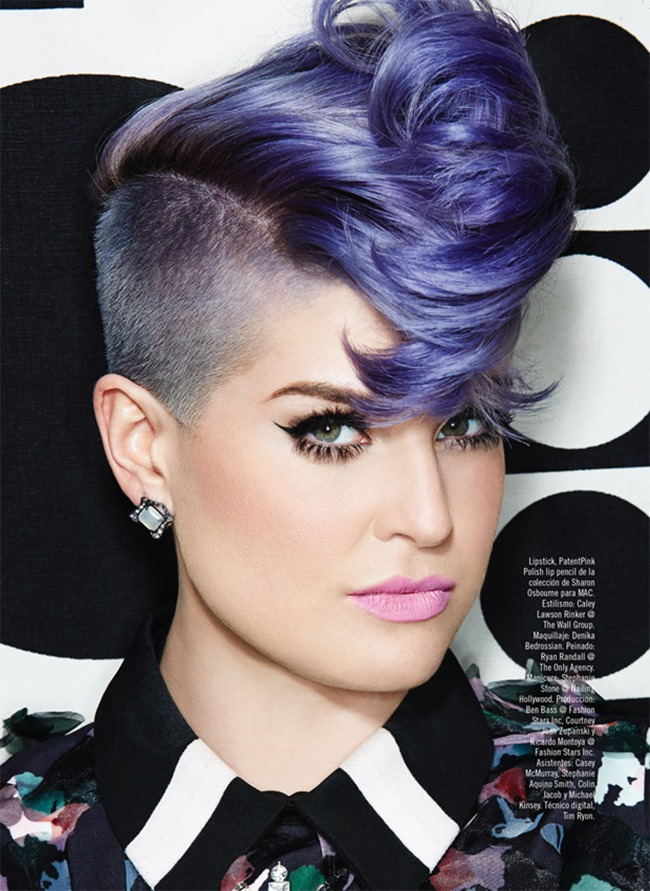 GLAMOUR MEXICO Kelly Osbourne by Frankie Batista. Caley Lawson Rinker, Fall 2014, www.imageamplified.com, Image Amplified (3)