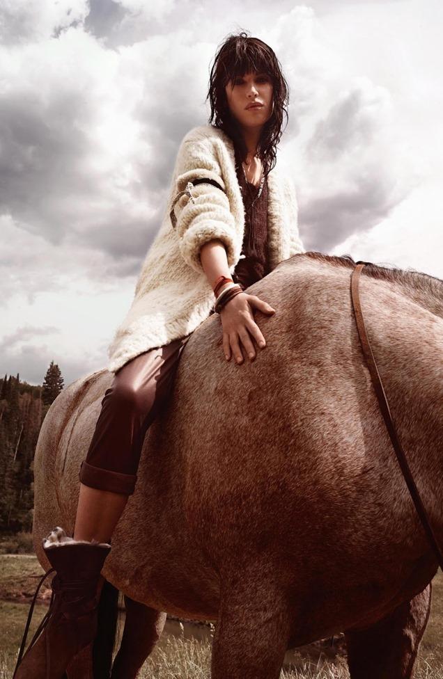 PORTER MAGAZINE Sabrina Ioffreda by Cedric Buchet. Naomi Miller, Winter 2014, www.imageamplified.com, Image Amplified (10)