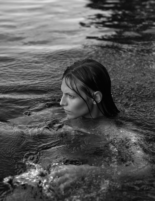 SCANDINAVIAN SSAW MAGAZINE Karlina Caune by Benjamin Vnuk. Oscar Lange, Spring 2015, www.imageamplified.com, Image amplified (6)
