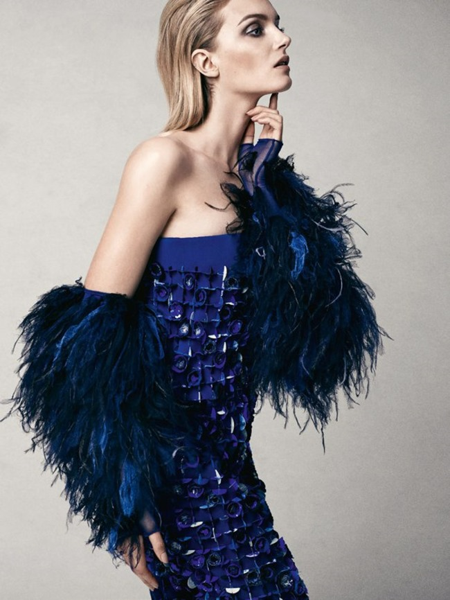 VOGUE TURKEY Lily Donaldson by David Slijper. Konca Aykan, December 2014, www.imageamplified.com, Image Amplified (7)