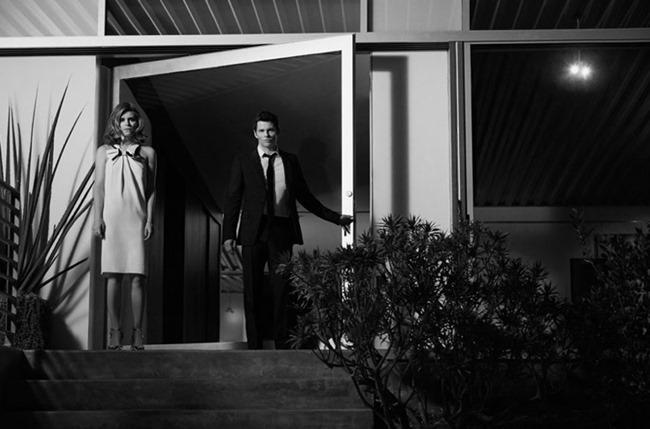YAHOO STYLE James Marsden & Kate Mara by Alisha Goldstein. Deborah Afshani, Fall 2014, www.imageamplified.com, Image Amplified (1)