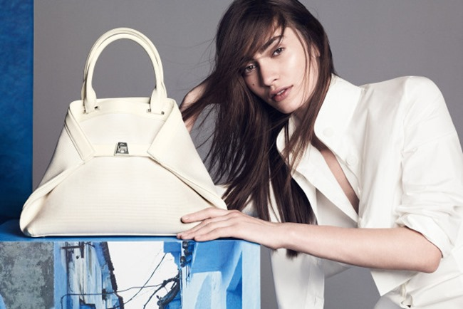 CAMPAIGN Marine Deleeuw for Akris Resort 2015 by Lachlan Bailey. www.imageamplified.com, Image Amplified (3)