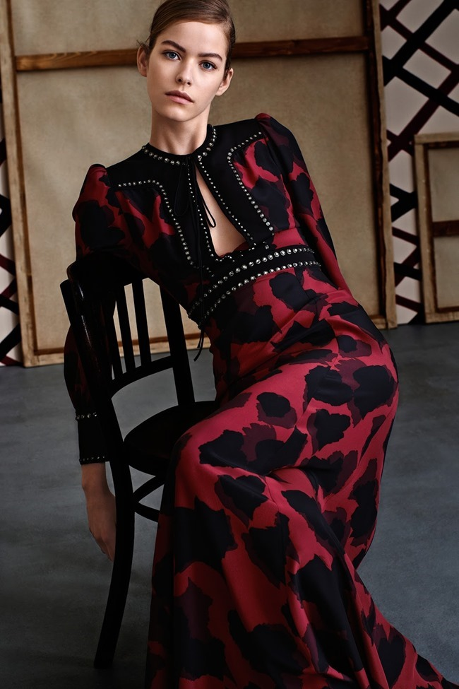 COLLECTION Gucci Pre-Fall 2015. Francesca Burns, www.imageamplified.com, Image Amplified (22)