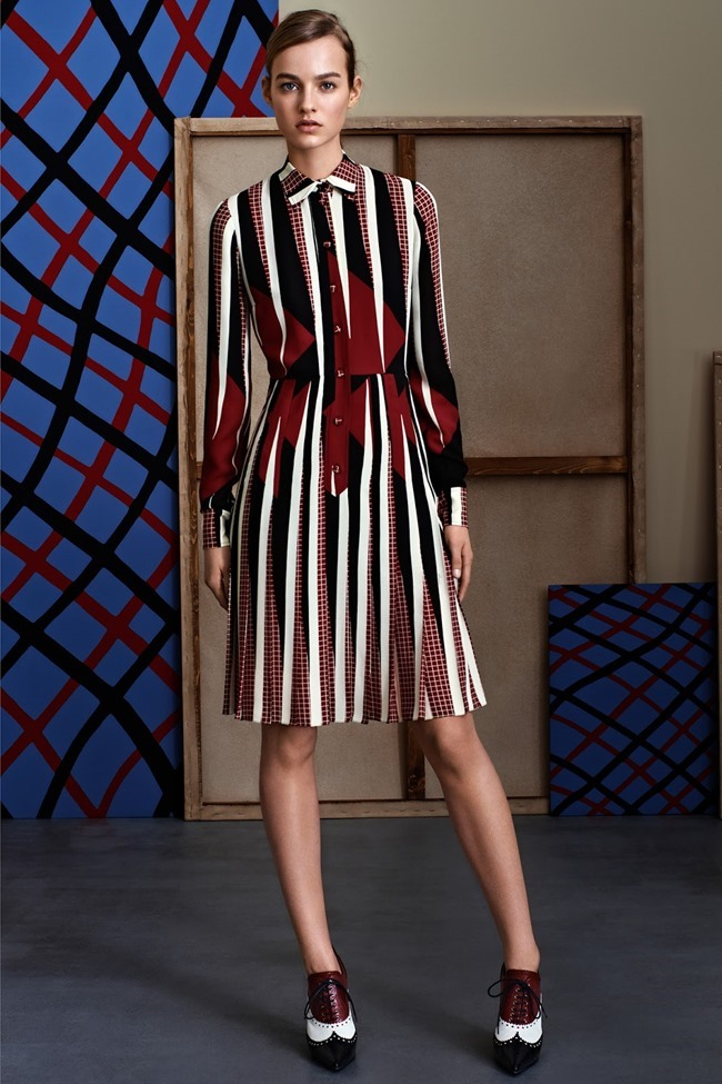 COLLECTION Gucci Pre-Fall 2015. Francesca Burns, www.imageamplified.com, Image Amplified (24)