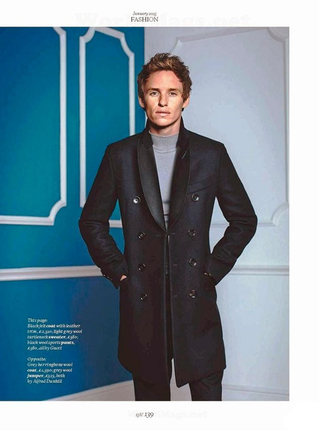 ESQUIRE UK Eddie Redmayne by Simon Lipman. Gareth Scourfield, January 2015, www.imageamplified.com, Image Amplified (2)