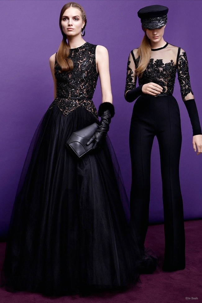 COLLECTION Agne Konciute for Elie Saab Pre-Fall 2015. www.imageamplified.com, Image Amplified (2)