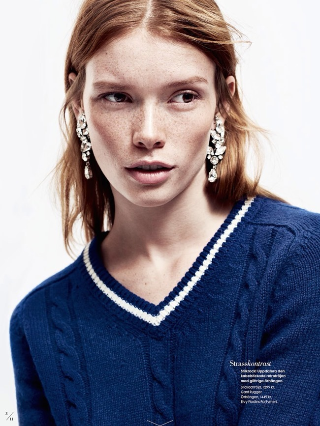ELLE SWEDEN Julia Hafstrom by Honer Akrawi. Josephine Aune, January 2015, www.imageamplified.com, Image Amplified (7)